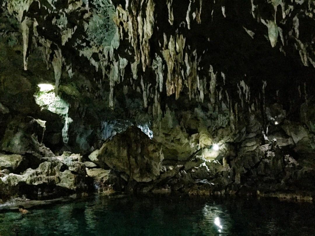 Hingdangan Cave, Philippines.