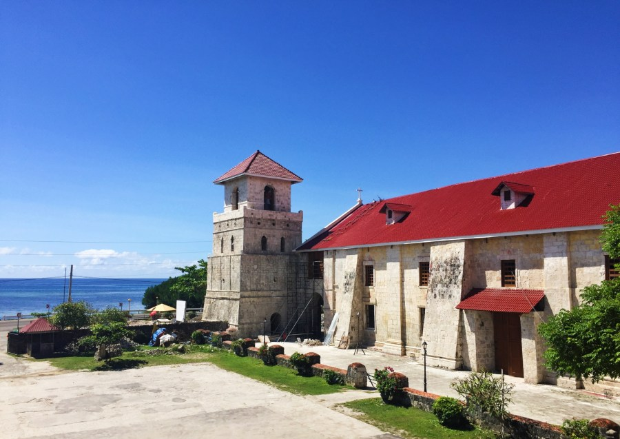 Baclayon Church, Bohol.