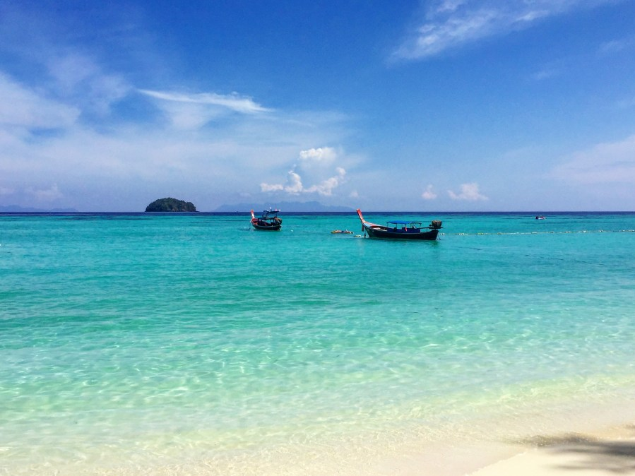 Sunrise Beach, Koh Tao.