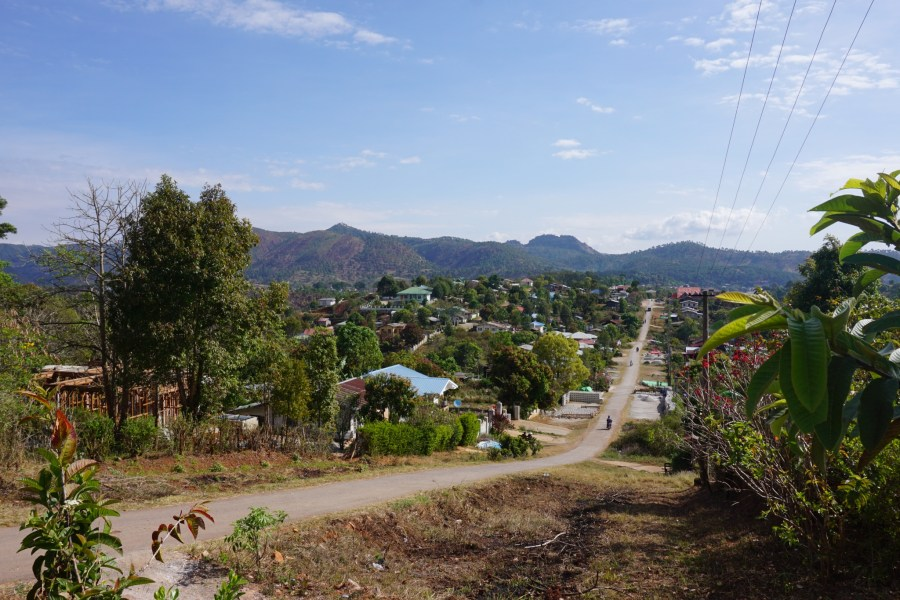 View of Kalaw