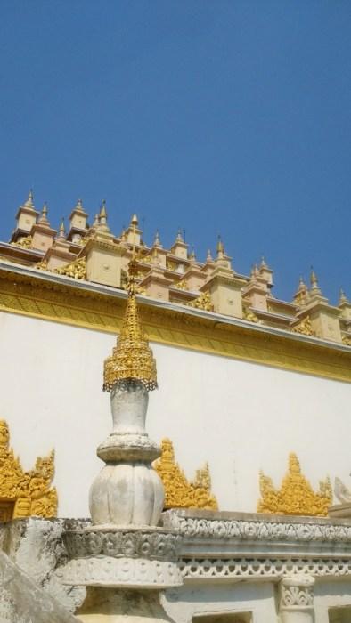 Atumashi Kyuang Monastery, Mandalay, Myanmar, local tour, motorbike tour