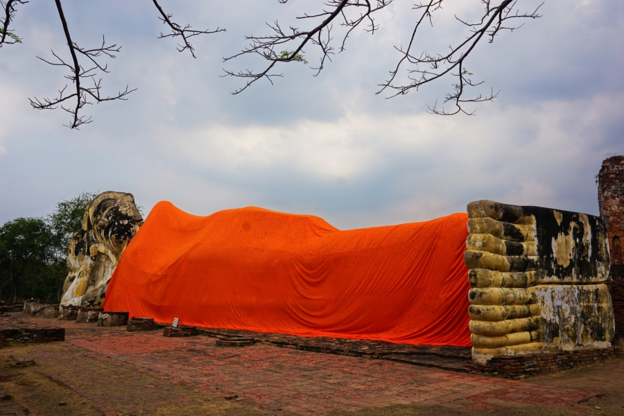 Reclining Buddha, religion, history, culture, Thailand