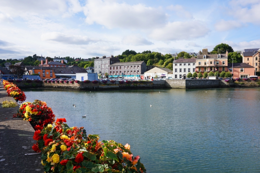 Kinsale Harbor is full of sailing and kayaking action and is a great place for all watersports.