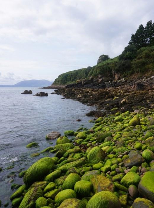 Dingle peninsula landscape.