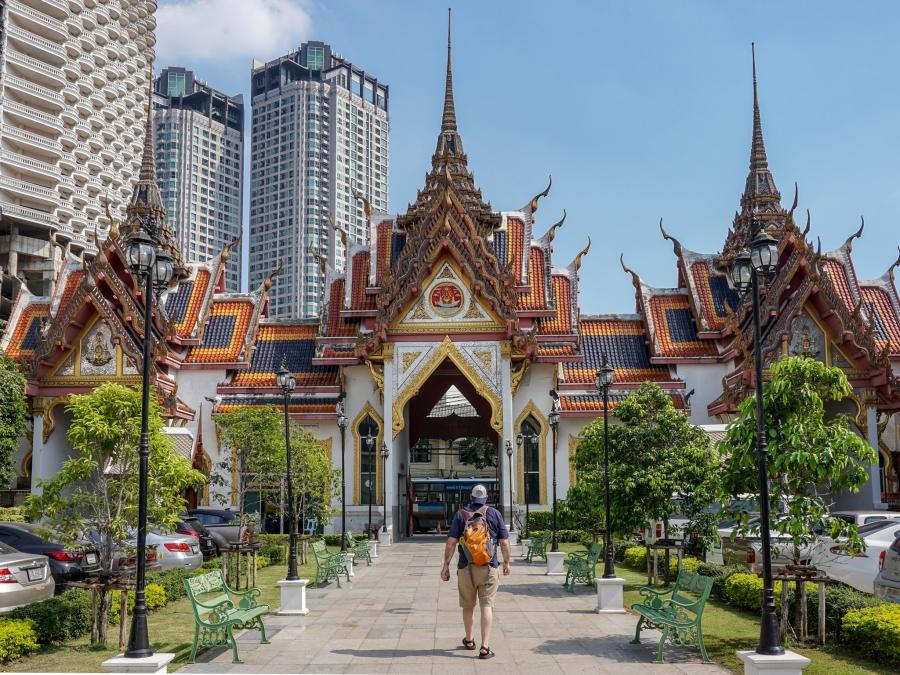 Wat Yannawa, Bang Rak, Bangkok