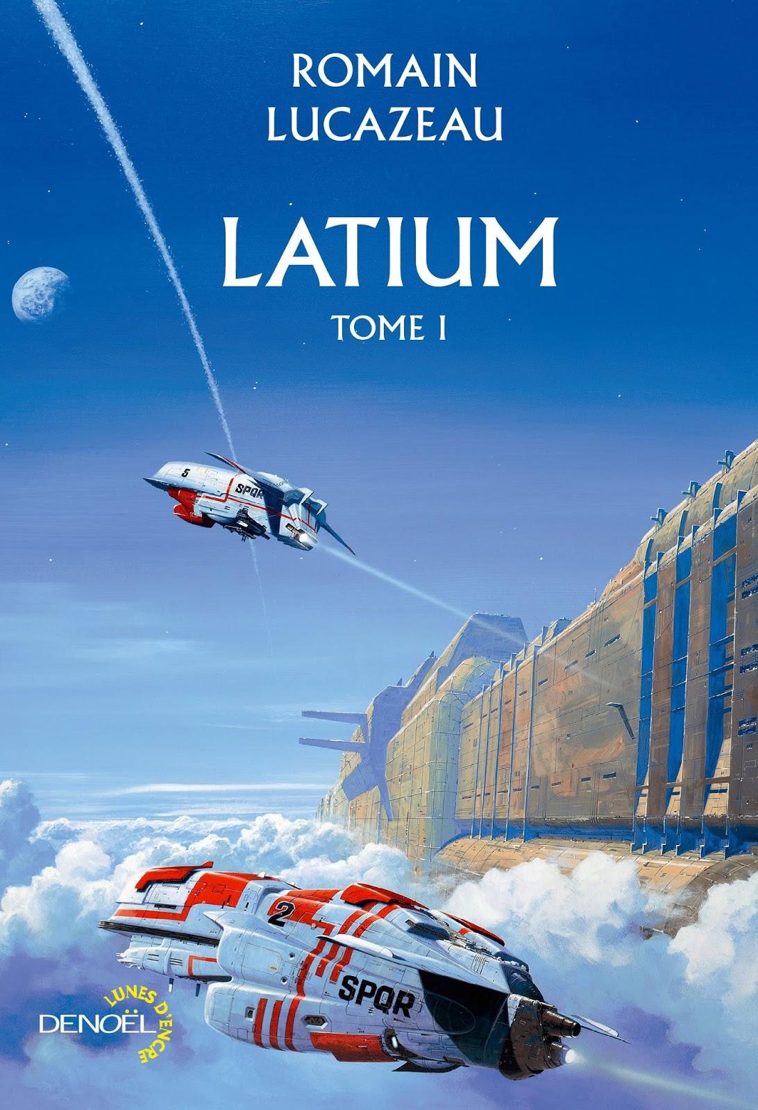 latium romain lucazeau - Latium