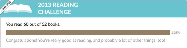 Screenshot 2020 12 19 Goodreads 2013 Year in Books - Challenges Goodreads