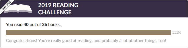 Screenshot 2020 12 19 Goodreads 2019 Year in Books - Challenges Goodreads