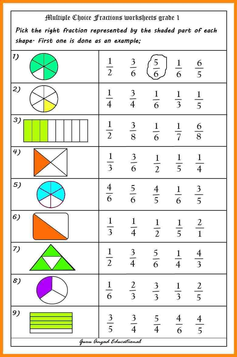 Printable Math Worksheets For Fifth Grade – Benderos Printable Math [ 1098 x 730 Pixel ]