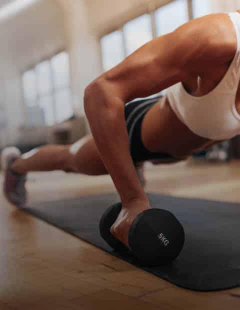 Fuerza | Actividades Okeymas Fitness Club