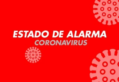 ESTADO DE ALARMA POR EMERGENCIA COVID19