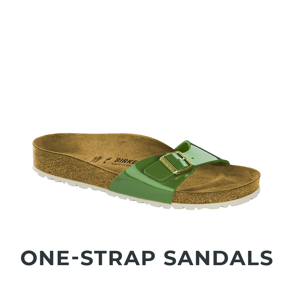 ONE-STRAP SANDALS