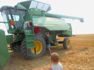 Maintenance is an integral part of harvest (and all of farming for that matter).