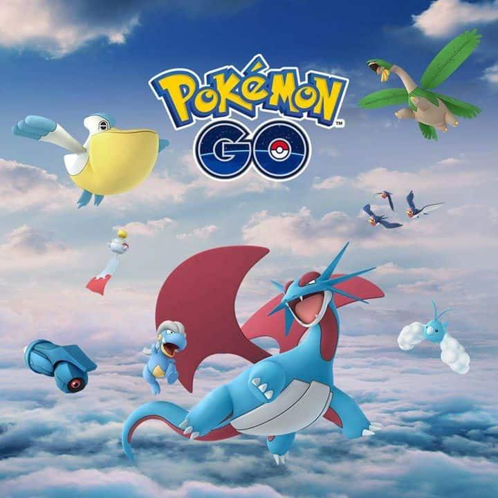 Pokemon GO Comunity Day At Delta Games