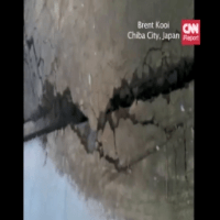 Continue Praying for Japan Earthquake Victims in Recovery Process - Amazing Liquification Video from Chiba City