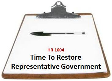 Oklahoma:  Open Government Battle Continues with HR 1004 Discharge Petition