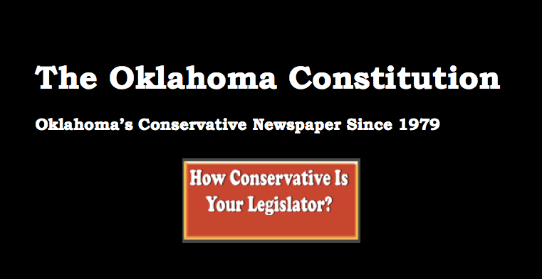 Spring 2016: The Oklahoma Constitution is Out!
