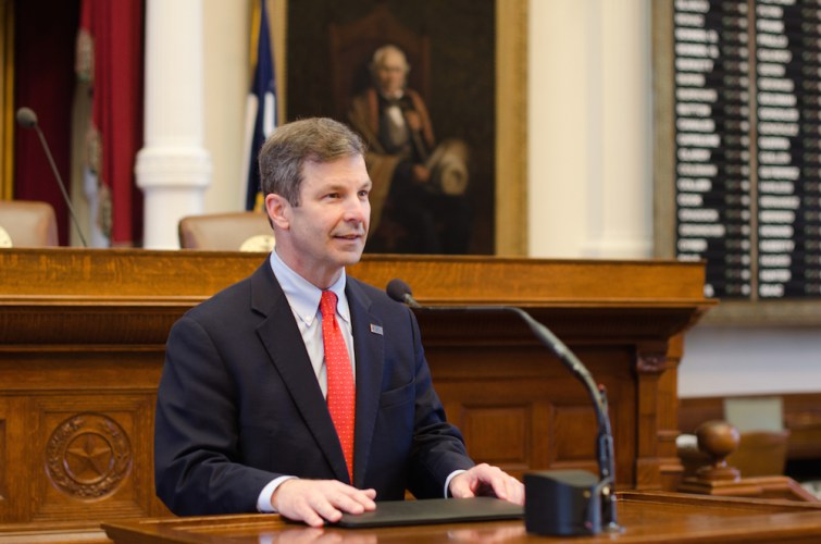 Simpson Calls for Special Session to End Marriage Licensing in Texas