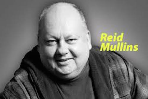 Memorial For Journalist, Reid Mullins