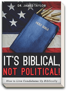 Book Review: It's Biblical, Not Political!