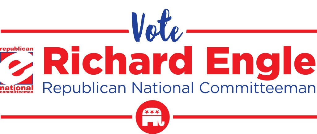 Vote Richard Engle for Republican National Committeeman – on Saturday May 14th