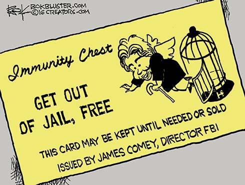 FBI Immunity Chest