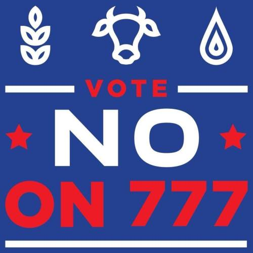 A Rancher's Perspective: Against SQ777 by Kenny Bob Tapp