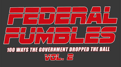 """Senator Lankford Releases """"Federal Fumbles"""" Gov't Waste Report"""