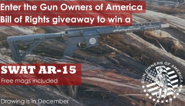 Have You Signed Up for Your Free AR-15?