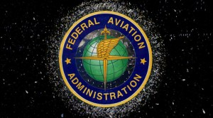 A civil agency, most likely the FAA, is best suited to take on space traffic management responsibilities, a report recently delivered to Congress concludes. Credit: SpaceNews graphic