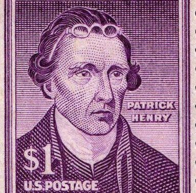 Patrick Henry: - Risked Death Daily, To Care For His Mentally Ill Wife