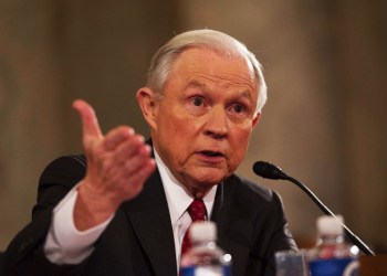Anti-Gun Left Trying to Smear Jeff Sessions