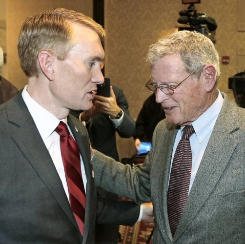 Inhofe & Lankford Vote Against Open Trade For Consumers