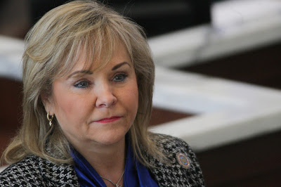 "Taxes, Taxes, EVERYWHERE - Governor Mary Fallin and Fellow Republican Taxaholics Are Not ""Conservatives"""