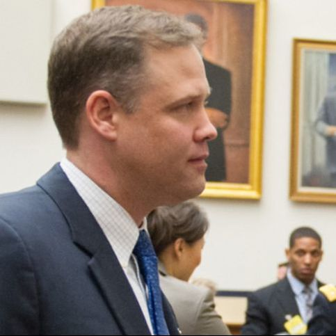 Bridenstine 'A Leading Candidate' For NASA Post