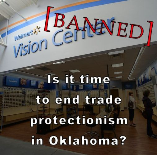 Free Trade For Consumers Too!