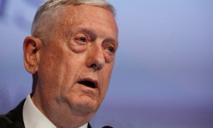 Mattis: US Remains Committed to Global Intervention