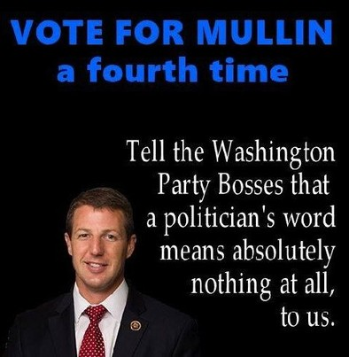 Oklahoma Watchman: Mullin's False Promise