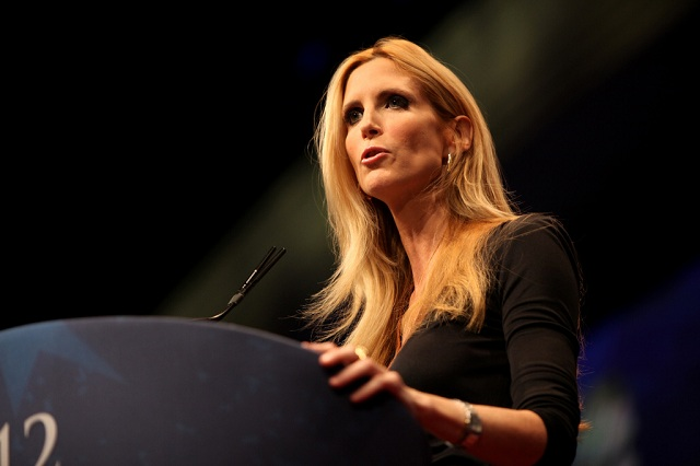 Ann Coulter: GOP Rallies Behind Idiotic Bill