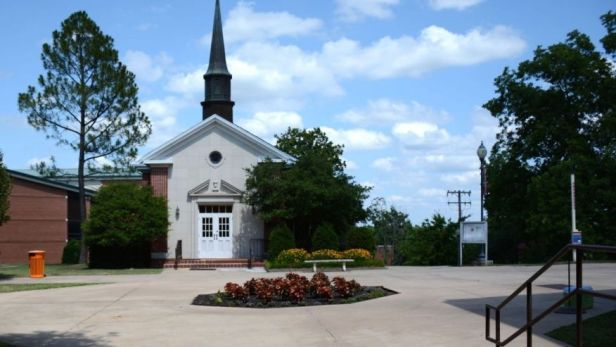 Oklahoma: Campus chapel may be scrubbed of Christian objects