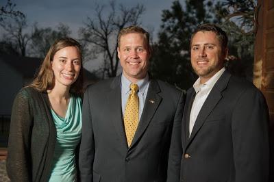 MuskogeePolitico: Bridenstine endorses Rogers County Treasurer Jason Carini for reelection