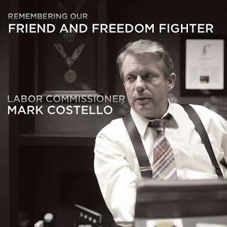 MuskogeePolitico: Remembering Mark Costello