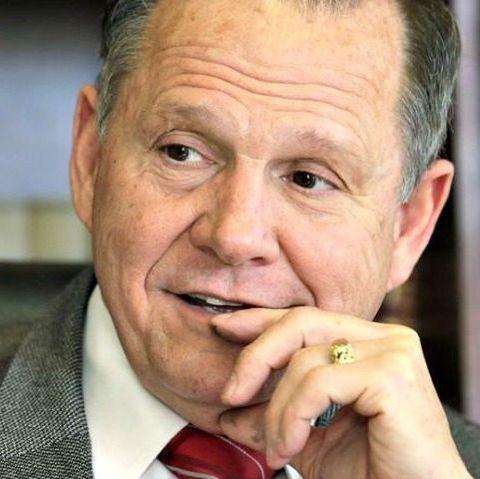 Sooner Politics:  Moore than Strange in Alabama