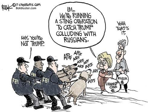 Russian Collusion