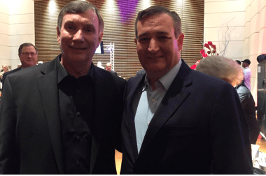 GOA: Notes from my chat with Ted Cruz ...