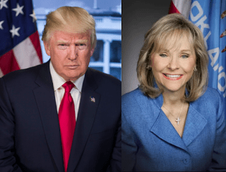 MuskogeePolitico: Trump vs. Fallin: A Tale of Two Tax Plans