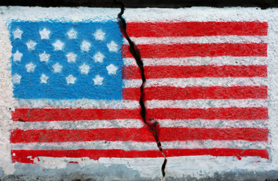 Patrick J. Buchanan: A Disunited, Unserious Nation, Squabbling About Trivialities