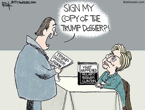 hillary dossier