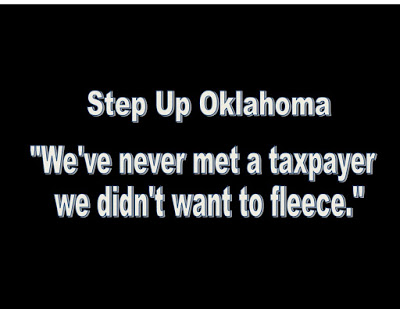 """ROPE2:  The Dirtiest Little Secret In Education - How the """"Step Up Oklahoma"""" Plan Doubles Down"""