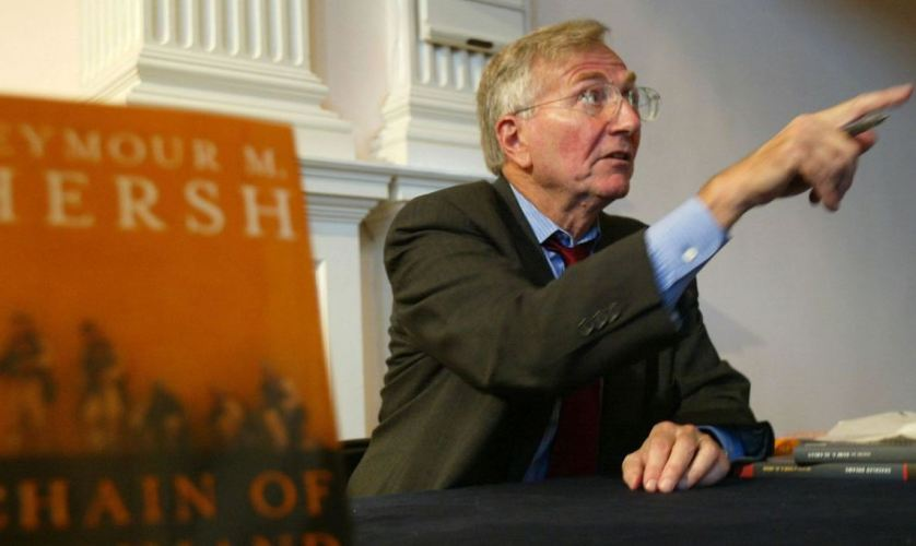 R3publicans:  Seymour Hersh Says Hillary Approved Sending Libya's Sarin to Syrian Rebels
